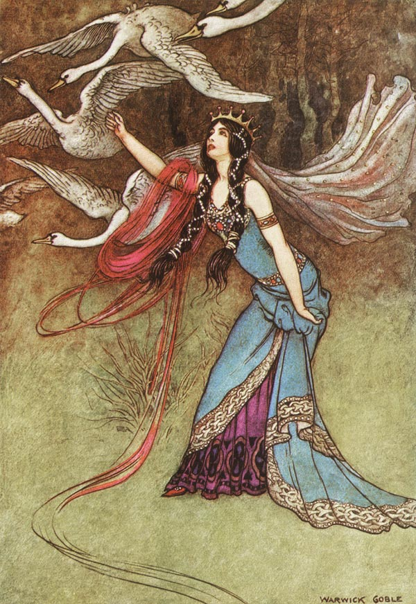 warwick goble swans