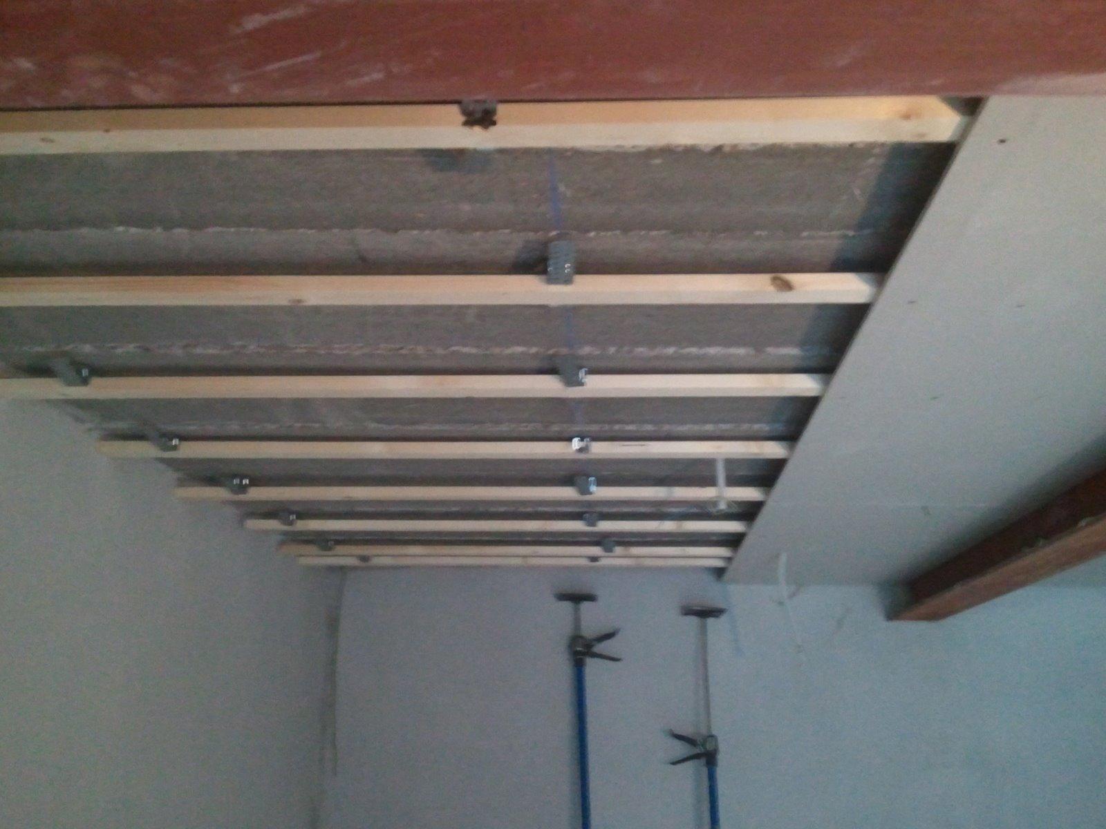 ons huisje vals plafond praktijkruimte