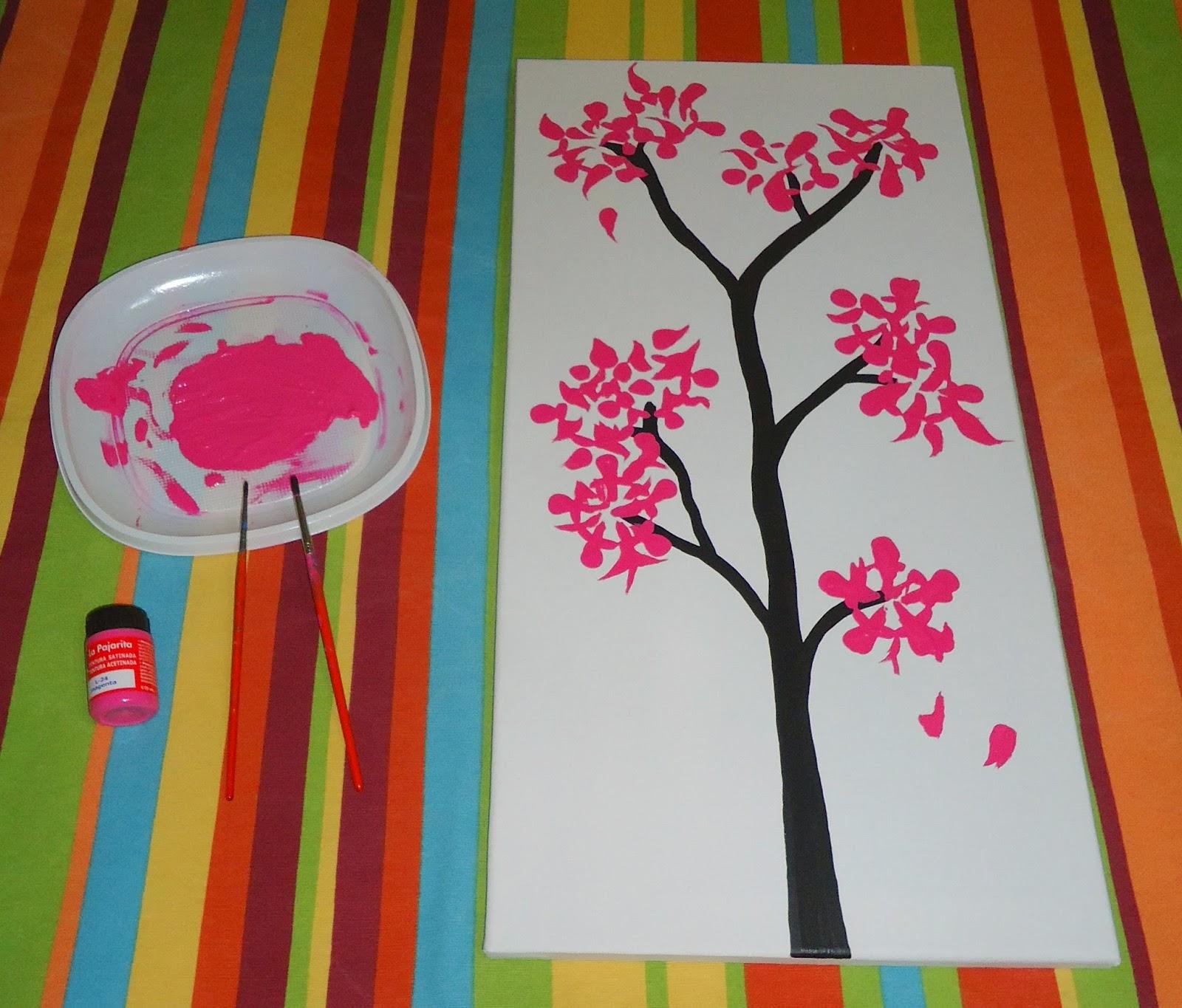 Lifetime entre pinceles - Ideas para pintar cuadros ...