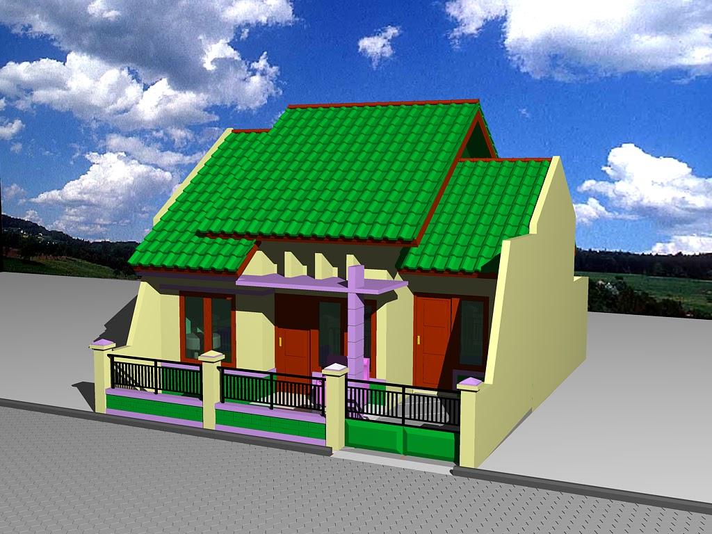 rumah mini minimalis kampuz sipil