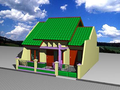 Tips Konstruksi Lantai Kayu on Render2 Bmp