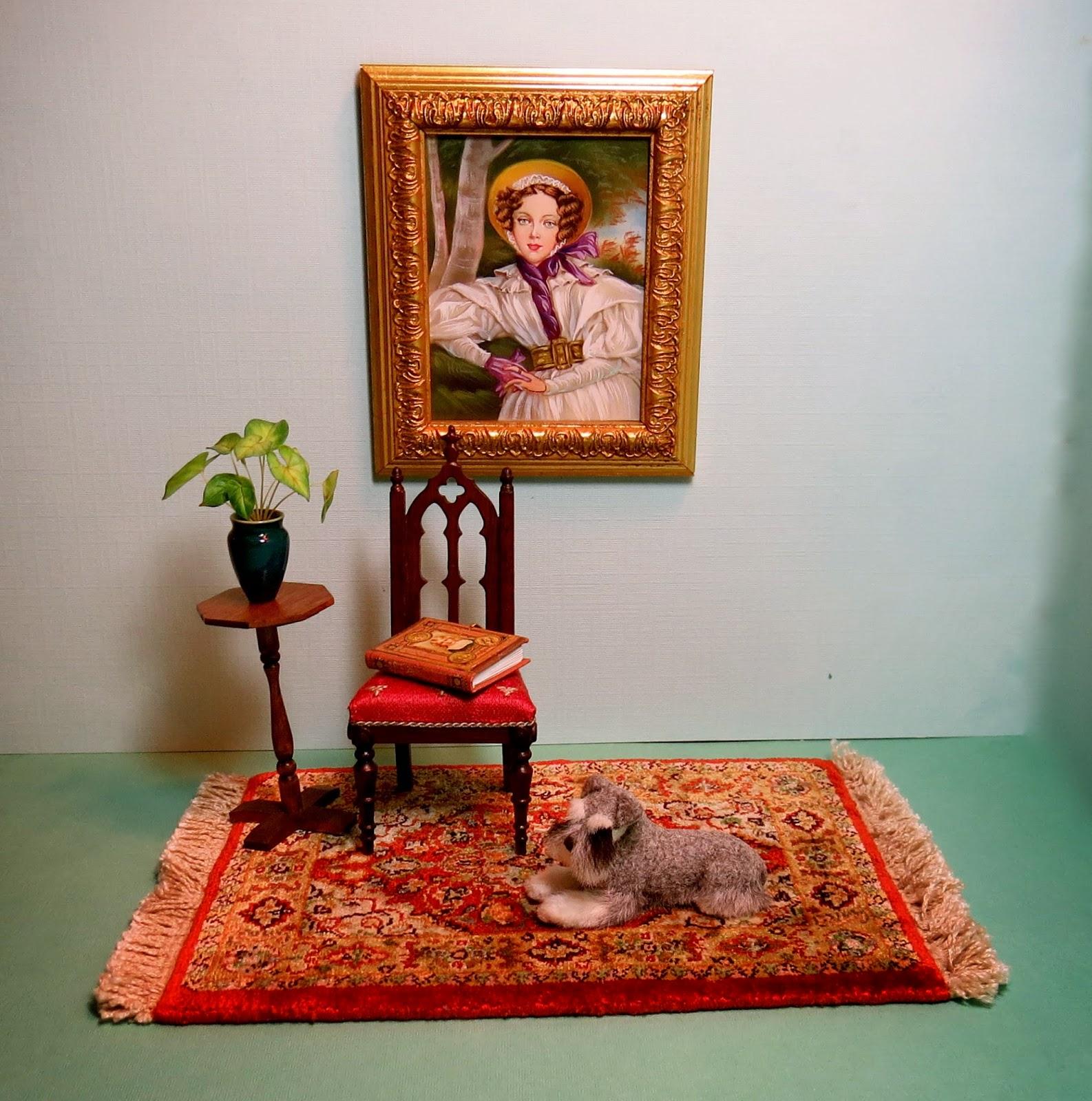 Artisan miniatures, Kerri Pajutee, Classic Carpets, Hiroyuki & Kyoko, Linda Master Paul Saltareli