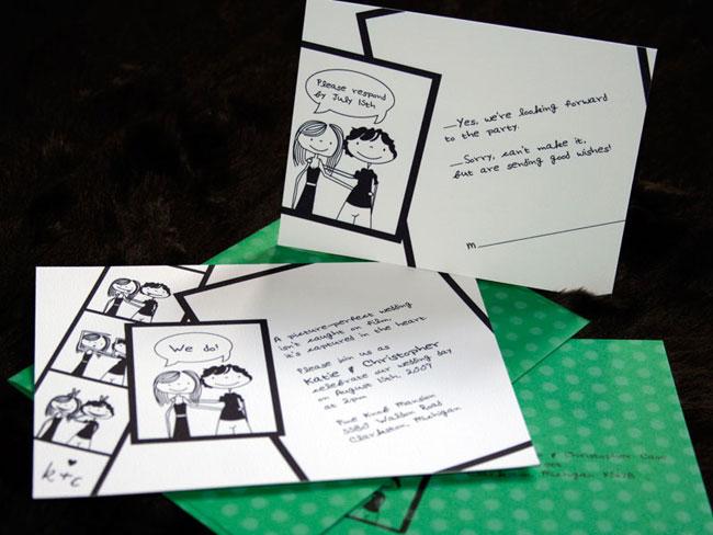 tarjeta de casamiento originales imagui On tarjetas para bodas originales