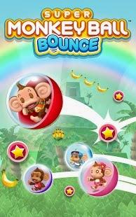 Super Monkey Ball Bounce لعبة القرد للاندرويد