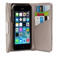 Custodia e pochette portafoglio MICHAEL di Michael Kors per iPhone 5