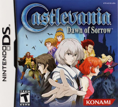 Castlevania: Dawn of Sorrow DS