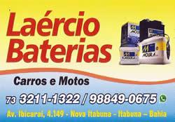 Laércio Baterias