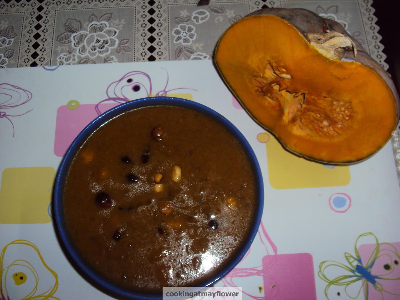 Mathanga payasam Pumpkin payasamPayasam In Glass