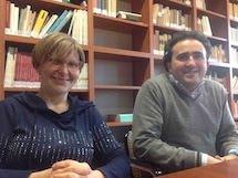 Simona Martinotti e Elia Ranzato: Caffè scienza, conoscere per capire e progredire