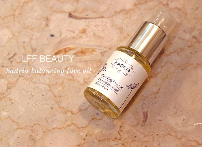 Kadria Balancing Facial Oil