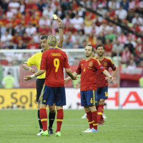 Spanish Football Team Euro 2012