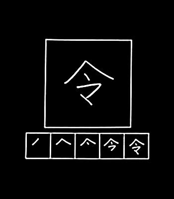 kanji perintah