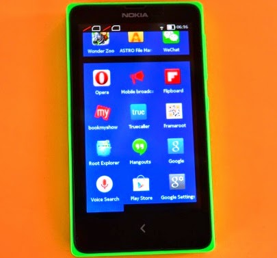 Cara Root Nokia X, X+ & XL Android Tanpa PC - AndroID 2017