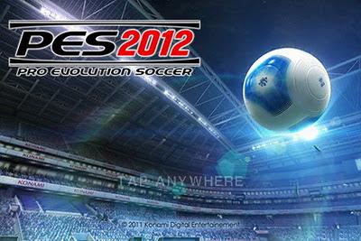 ... um dos jogos mais procurados para dispositivos Android. O PES 2012