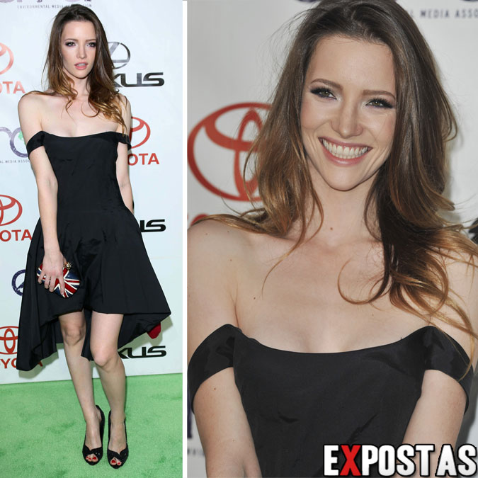 Talulah Riley: Environmental Media Awards 2012 em Burbank - 29 de Setembro de 2012
