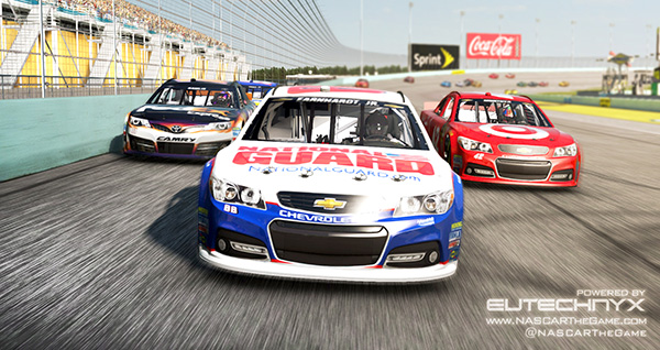 Nascar The Game 2013 - Screenshot 1
