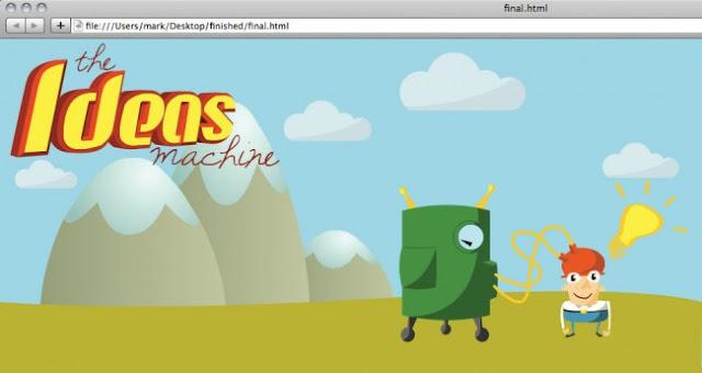 3 Tutorial Animasi Keren HTML5