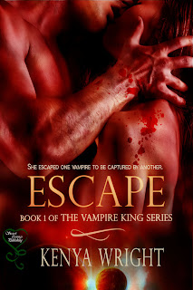 Cover Reveal: Escape by Kenya Wright