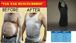 SLIM N LIFT SLIMMING SHIRT FOR MEN - RM75