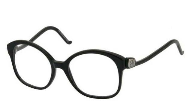 Balenciaga BAL 0053 807, Balenciaga black glasses, smartbuyglasses