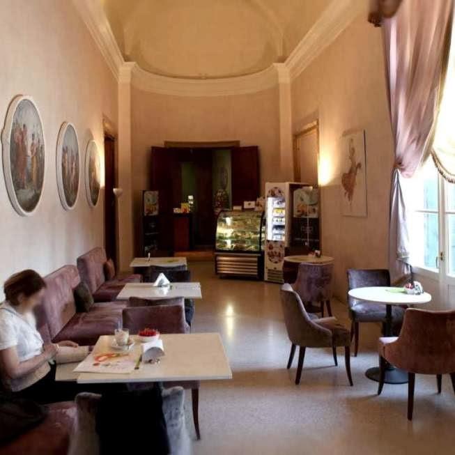 Museums newspaper la nuova caffetteria del museo correr for Immagini caffetteria