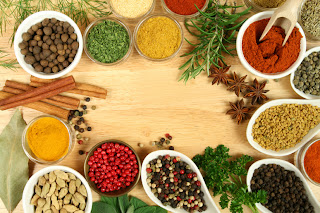 Hierbas y Especias para desintoxicar el organismo