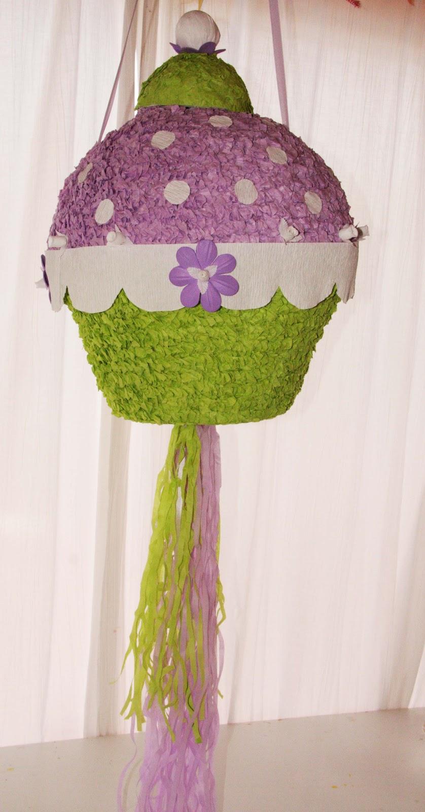 Cupcake Piata