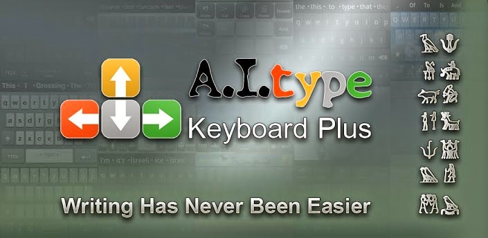 Ai type keyboard plus apk patched works