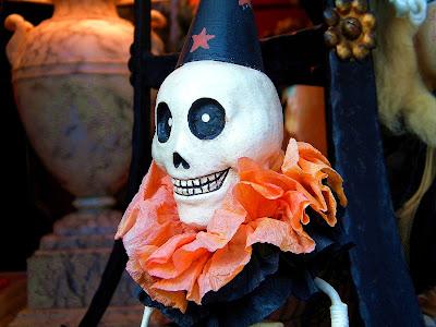 Halloween ghoul clip art