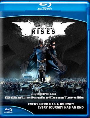 Filme Poster Batman: O Cavaleiro das Trevas Ressurge BDRip XviD & RMVB Legendado