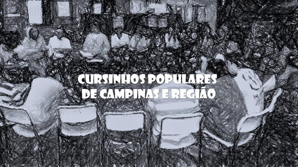 Simulado Unificado Cursinho Populares de Campinas e Região