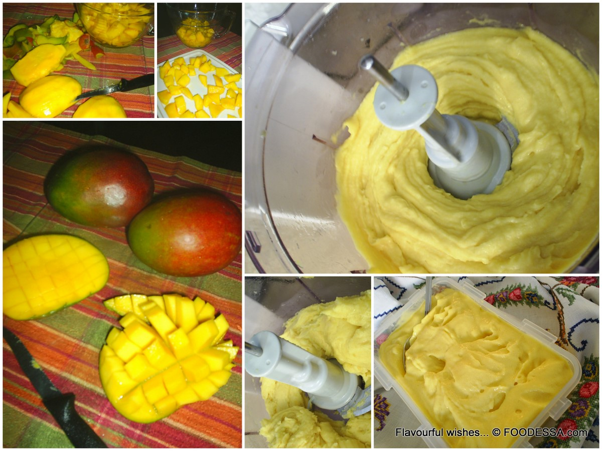 Thereforefore Cutting Into The Mango Fruit, Please Assure That The Skin Has  Been Properly Scrubbed