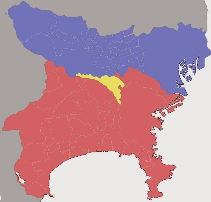 dragoner.ねっと: 神奈川県、町...