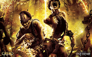 Dantes Inferno Greed HD Wallpaper