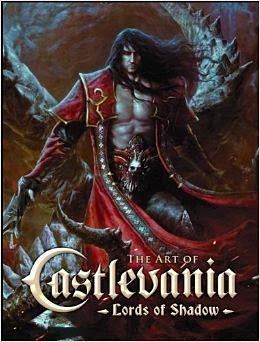 Castlevania artwork video game characters
