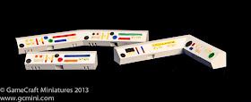 Spaceship Consoles