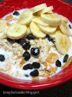 breakfast-muesli-with-fresh-banana