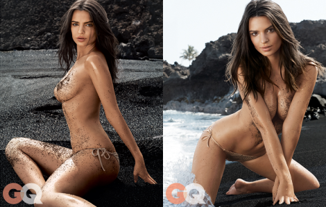 Emily Ratajkowski by Michael Thompson
