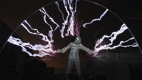 Lightning musicians