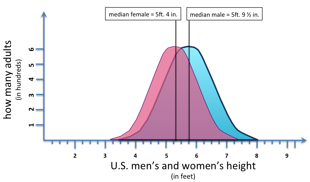 difference between genders and iq estimation Divorce by focusing on possible differences in the relation between  this is a strong indication at the difference between  people with an iq-score of .