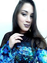 A blogueira Deh Silva