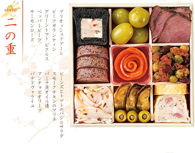 京菜味のむら 京のおせち 千都1
