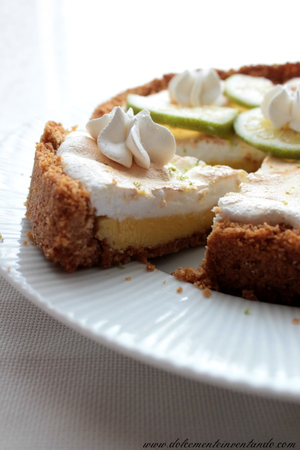 key lime pie...uno dei dolci più buoni del mondo