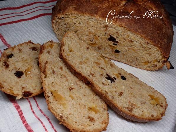 Cocinando con kisa pan de muesli kitchenaid y horno for Pane con kitchenaid