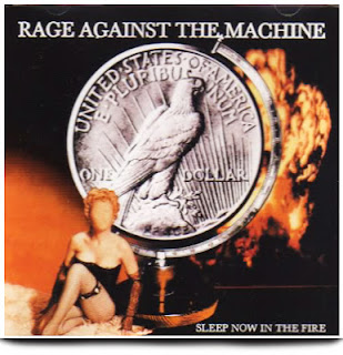portada sleep now in the fire rage against the machine