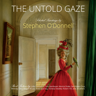 Newly published:  The UNTOLD GAZE