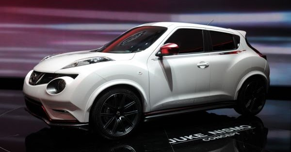 nissan juke concept by nismo. Black Bedroom Furniture Sets. Home Design Ideas