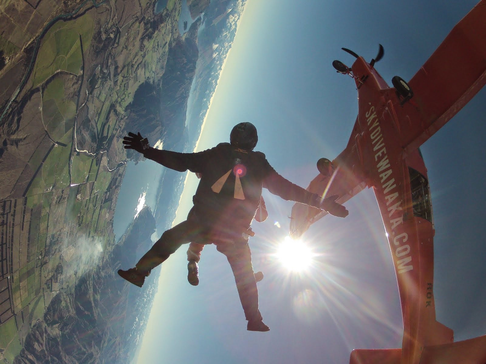 Skydive - Lake Wanaka NZ