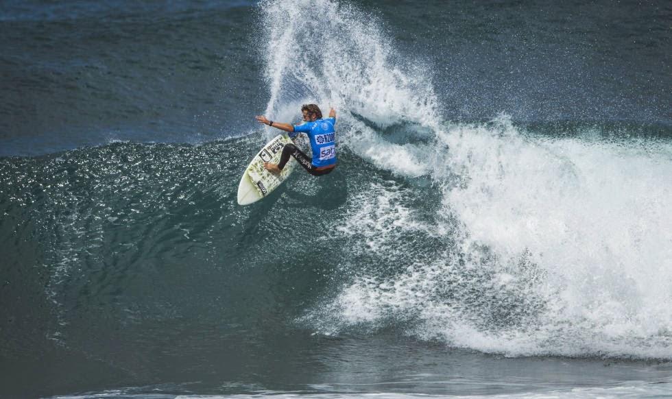Sata Arlines Azores Pro 2014 viente romero Foto ASP Damien%2BPoullenot