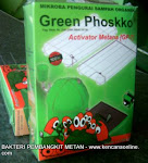 Aktivator Pembangkit Biogas Green Phoskko [ GP-7]
